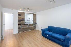Brand new three bedroom flat - just finished refurbishment!