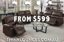 Huge Sofa Sale on Now! Beautiful new sofas, free delivery. Cronulla Sutherland Area Preview