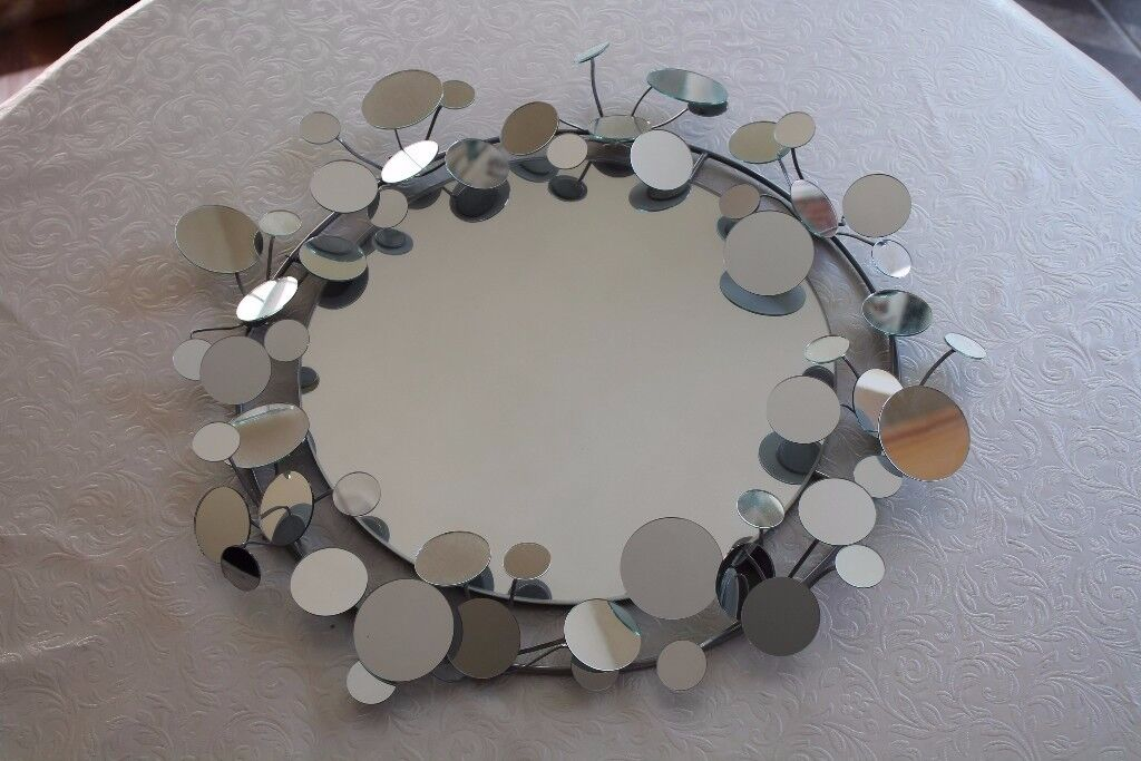 New Round Mirror