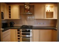 Used Whole Kitchen for sale with integrated Dishwasher & Mashing machine