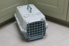 cat carrier pet box travel Pet Voyageur 100