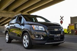 2013 Chevrolet Trax LTZ Loaded Navigation, Leather, Langley Loca