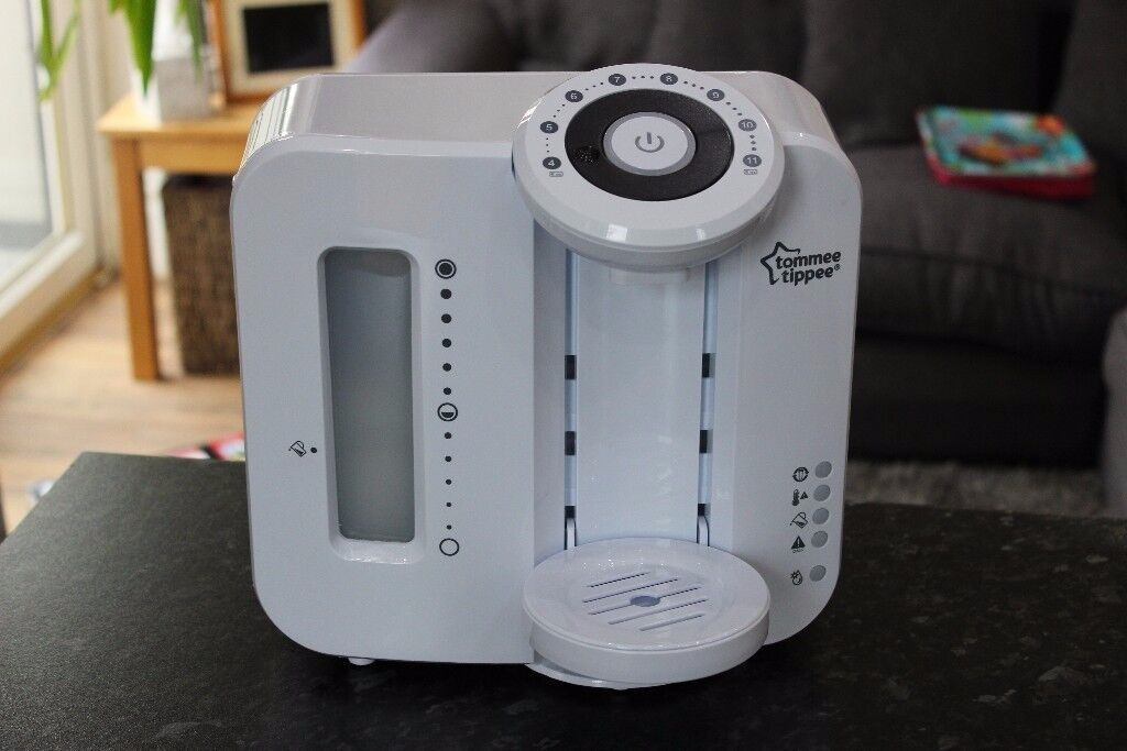 Tommee Tippee Perfect Prep Machine With 2 Brand New Filters Included