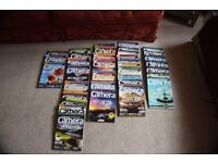 Digital Camera Magazine, 42 copies all in good condition up to December 2016.