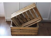 Fruit Crate Retro Vintage Vegetable Crate