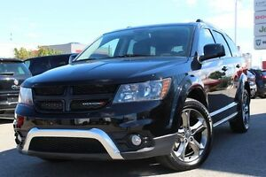 2016 Dodge Journey CROSSROAD 7PLACES *CUIR/TOIT/GPS/CAMERA RECUL