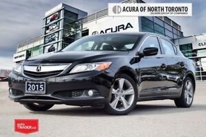 2015 Acura ILX Premium at Accident Free| Bluetooth| Back-Up Came