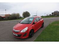 VAUXHALL CORSA 1.2 LIMITED EDITION,2012,Alloys,Air Con,MP3 Player,Very Tidy Example,Drives Superb