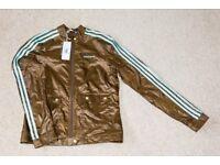 Ladies ADIDAS jacket size 12