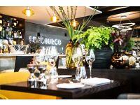 Chef de Rang - Fenchurch Restaurant - The Sky Garden