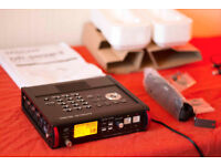 Details about Sound Recorder multichannel TASCAM DR-680 ii 2 MINT like Sound Devices
