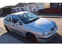 2002 Renault MEGANE 1.4 PETROL MANUAL