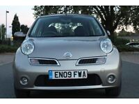 NISSAN MICRA 1.2CC 2009 HPI CLEAR ONE OWNER CAR
