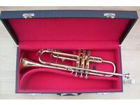 For sale – Trumpet (brass) – B flat.