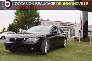 2008 BMW 7 Series 750i V8 - TOIT OUVRANT - CUIR - PROPULSION!!!