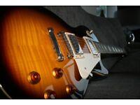 Epiphone Les Paul Standard Guitar. In Excellent condition.