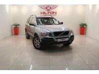 Volvo XC90 2.4 TD D5 SE Geartronic 5dr (green) 2003