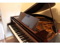 Welmar Grand Piano with PianoDisc system fitted
