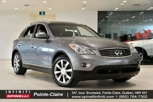 2015 Infiniti QX50 Journey MAGS, ROOF, LEATHER