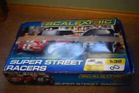 Scalextric Super Street Racers Mini's