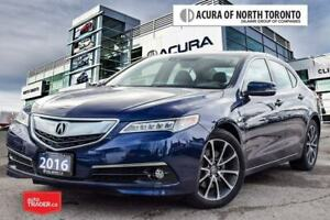 2016 Acura TLX 3.5L SH-AWD w/Tech Pkg No Accident| Remote Start