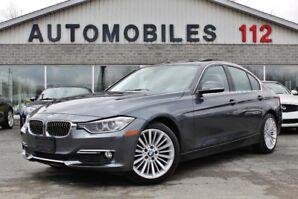 2014 BMW 3 Series 328d xDrive Luxury / GPS / Diesel / 328i