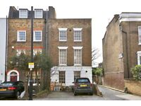 FIVE DOUBLE BED HOUSE WITH GARDEN & PARKING IN ANGEL, SHORT WALK TO HIGHBURY STATION