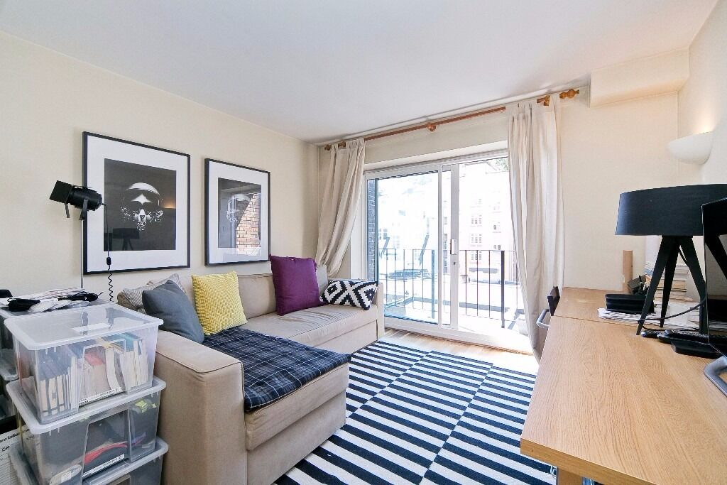 BEAUTIFUL 1 DOUBLE BEDROOM APARTMENT WITH PRIVATE BALCONY MOMENTS FROM PADDINGTON STATION