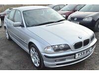 BMW 320i SE - LOW MILEAGE 12 MONTHS MOT 2.2 STRAIGHT 6 ECONOMICAL!