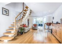 OLD DAIRY MEWS - A modern freehold house to let in a private mews in the heart of Balham.