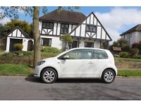 2012 SEAT Mii 1.0 12v SE 3 Door, **13000** Miles with s/h, just 1 owner from new