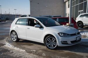 2017 Volkswagen Golf Highline | Light and Sound Package Plus