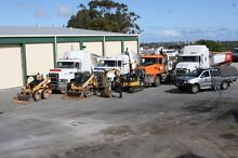 Site works, battle axe preps. Bobcat hire Girrawheen Wanneroo Area Preview