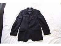 Blazer/Sportcoat: Jos. A. Bank Traveler's Collection Tailored Fit, Size 39R