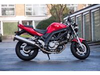 Suzuki SV 650 2006 Motorcycle low mileage quick sale needed. £1900 ono.