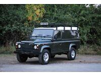 Land Rover Defender 110 Hardtop Puma TDCi