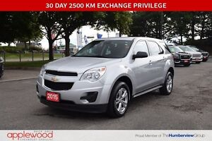 2015 Chevrolet Equinox AWD, 4G LTE WI-FI, BLUETOOTH