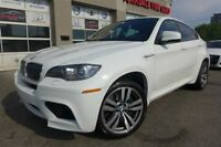 2010 BMW X6 M Navigation *WHITE ON RED* Immaculate Condition