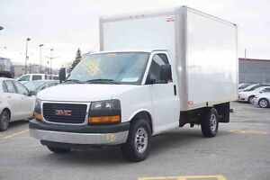 2015 CHEVROLET EXPRESS CUTAWAY CUBE 12 PIEDS ROUE SIMPLE