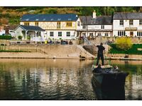 Breakfast Chef required at busy riverside inn between Ross on Wye and Monmouth