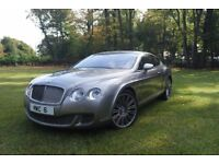 Bentley Continental 6.0 GT 2dr
