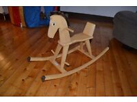 Geuther Halla Rocking Horse (Natural)