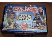 Star Wars Monopoly - Episode II