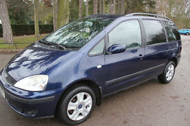 Ford Galaxy 1.9 TDi Ghia 5dr HPI CLEAR