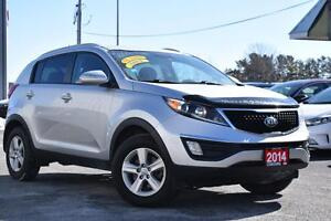 2014 Kia Sportage LX NO ACCIDENTS | HEATED SEATS | BLUETOOTH