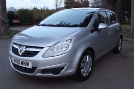 Vauxhall Corsa 1.2 i 16v Exclusiv 5dr GENUINE MILEAGE