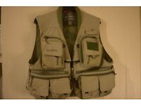 Simms Guide Flyfishing Vest size M