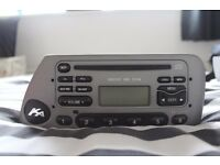 Ford Ka CD Radio (with code)