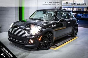 2012 MINI Cooper BAKERSTREET -- TOIT PANO -- MAGS 16 NOIRS --