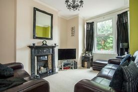 Fantastic three bedroom maistonette with private garden located mins to Streatham Station